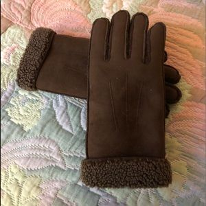 Winter Gloves w/Sherpa Lining